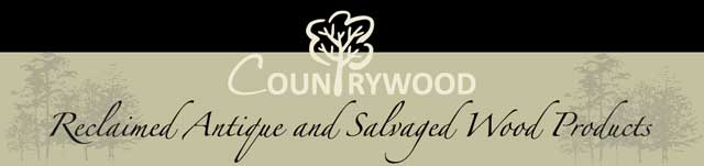 Countrywood Reclaimed Antique and Salvaged Wood Products
