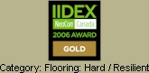 2006 IIDEX Gold Award Winner